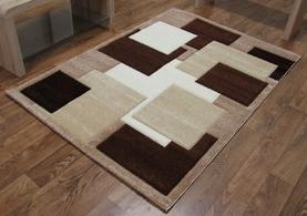 Squares Brown/Beige