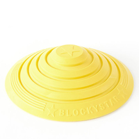 Blockystar OVNI Door and Window Stop Yellow