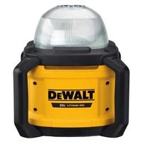 Dewalt DCL074 18V XR 360° Tool Connect Area Light 3 Settings 1500lm 3200lm 5000lm Bare Unit (DeWALT Special Discount Price)