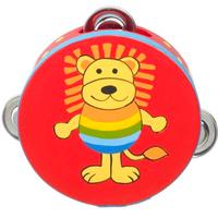 Lion Tambourine