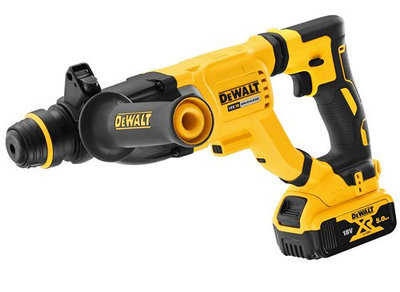 Dewalt DCH263N 18v XR Brushless D-Handle SDS Drill 3.0 Joules in Box