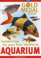 Gold Medal Guide Book: Tropical Aquarium x 1 [Zero VAT]