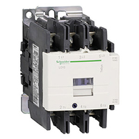 Contactor1 kV, 3 Pole, 3PST-NO, DIN Rail, Panel, 125 A, 230 V