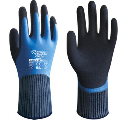 Wonder Grip Aqua Glove Size 9