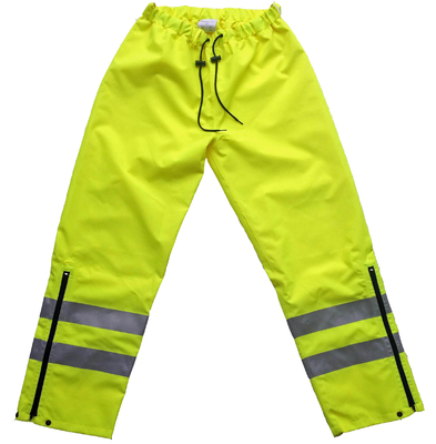CCC Hi-Visibility Trousers Yellow