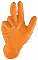 GRIPSTER LAYTEX DISPOSABLE GLOVES LARGE PER BOX - 50