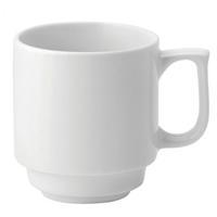 Pure White Stacking Mug 10oz (28cl)
