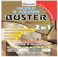MOULD & MILDEW BUSTER 2 IN 1 750 ML