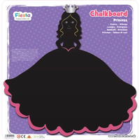 Children's princess chalkboard