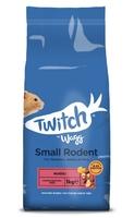 Wagg Twitch Small Rodent Muesli 1kg x 9
