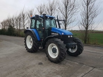 TS 115 New Holland