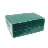 GREEN SCOURERS HEAVY DUTY (10)