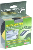 Gator Safety Grit Traction Tape Black/Yellow 50mm x 4.57m