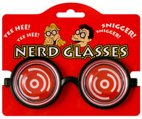 Nerd Glasses (Order in 12's)