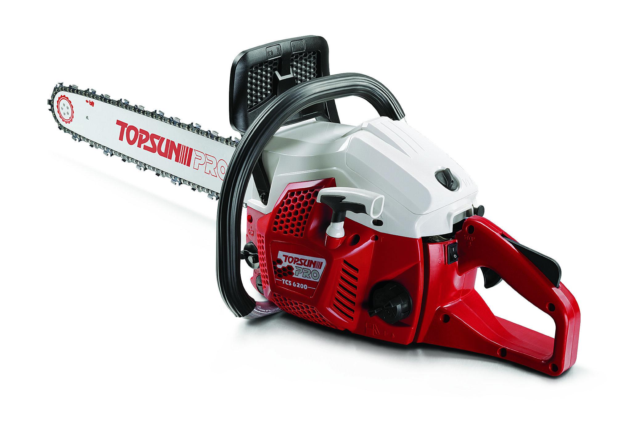 TOPSUN PRO Chainsaw TCS6200