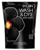 Dylon Wash And Dye Black 01