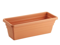 50Cm Terracotta Ascot Trough