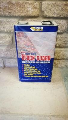 BLOCK GUARD SEALER 5LTR