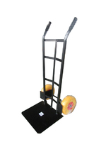 Wide Plate Hand Truck With Pneumatic Wheel
