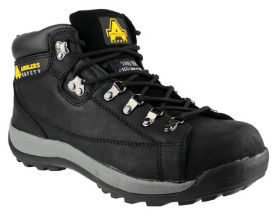 FS123 Unisex Black Safety Boot