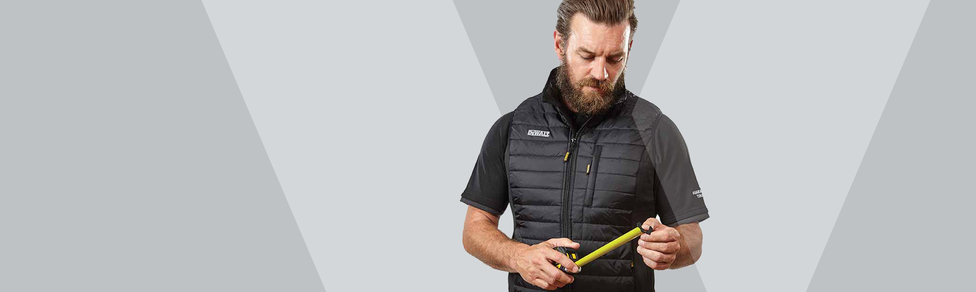 Dewalt Force Gilet €39.95