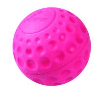 "Rogz Asteroidz Medium Ball - Pink 2½"" x 1"