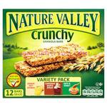 Nature Vall Multi Variety Pack MULTI 5pk x5