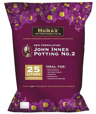 Humax Growing Media Retail John Innes No.2 25lt