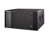 D.A.S Audio UX-221A | Powered ultra low frequency subwoofer system
