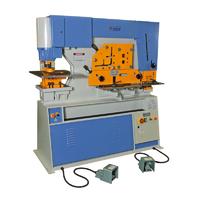 Metalex Hydraulic Steelworker 80 Ton 400V