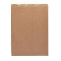 3 LB. KRAFT FLAT BAGS (PK 1000)