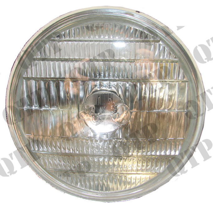 Tractor Glass Replacement : Lens with tractor logo quality parts