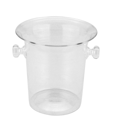 Wine Bucket Acrylic Clear