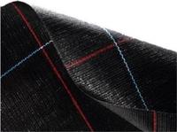 AgroPro Groundcover Premium 100g 4.15m x 100m (Red & Blue Grid)