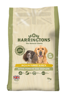 Harringtons Active Worker Turkey & Rice 15kg