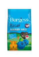 Burgess Excel Blueberry Bakes 80g x 6