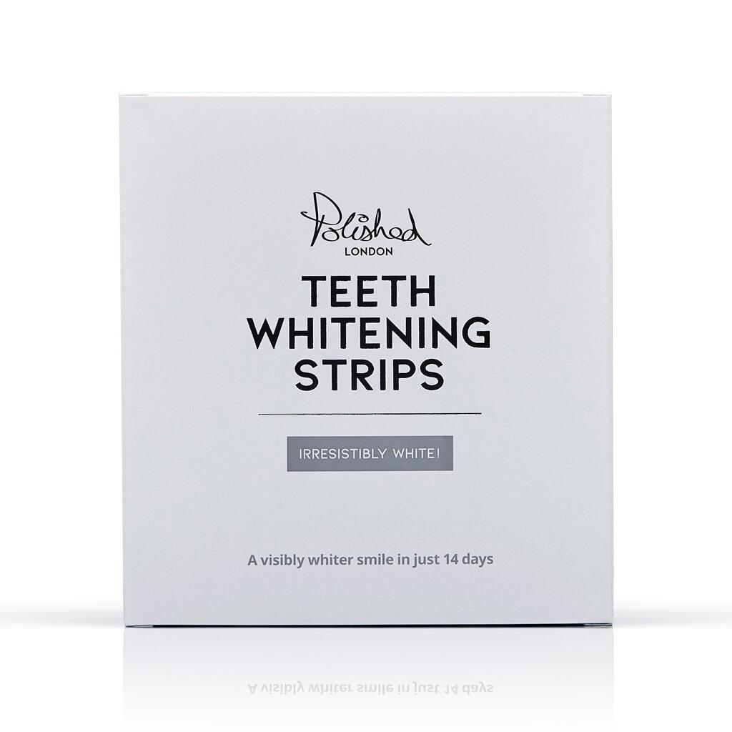 Polished London Teeth Whitening Strips 14 Sets