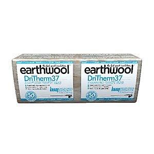 Earthwool DriTherm 37 Standard - 1200mm x 455mm x 50mm (6.55m2)