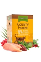 Natures Menu Country Hunter Cat Pouch Free Range Chicken 85g 6-Pk x 3