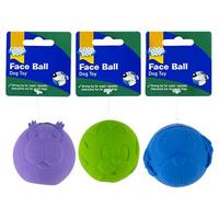 "Good Boy Latex Face Balls 2"" x 12"