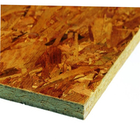 OSB 3 PLYWOOD  8' X 4' X 11MM