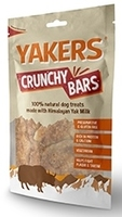 Yakers Crunchy Bars 80g x5