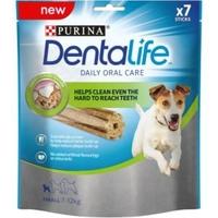 Purina Dentalife Oral Care Sticks Small 7-Stick x 5