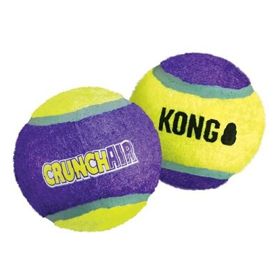 Kong Crunch Air Ball Medium x 3