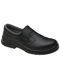 Supertouch Food-X Slip On Black S2 SRC