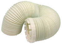 Hotpoint Tumble Dryer Vent Kit (Hose & Adaptor)