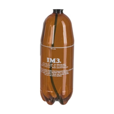 Coolant Supply Bottle for iM3 Dental Unit 1.25L Amber/Brown