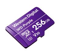 WD PURPLE 256GB UHS Speed Class 3 Video Speed Class 30