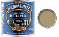 5084847 HM METAL PAINT SMOOTH GOLD 250ML
