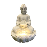 Buddha LED Water Feature 86cm